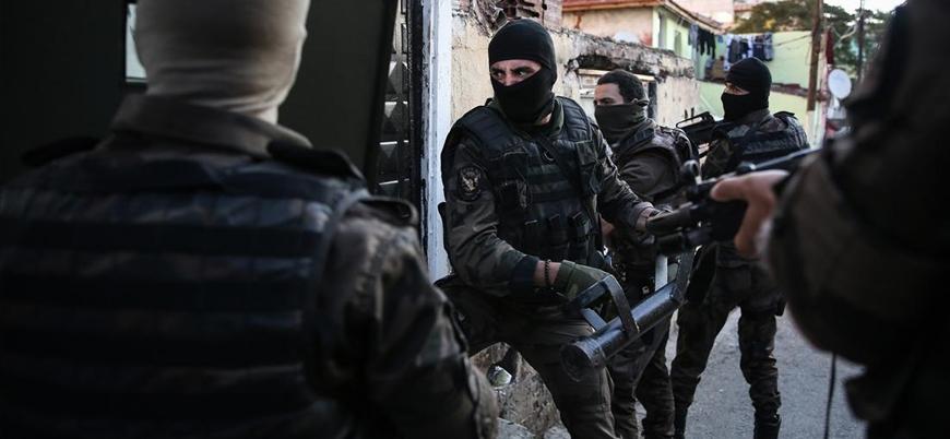 Ankara merkezli 12 ilde 'terörizmin finansmanı' operasyonu