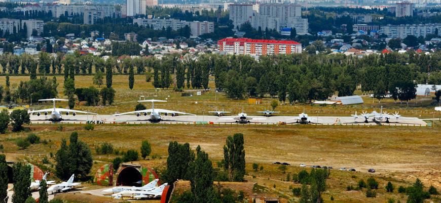 Rusya'da hava üssünde silahlı saldırı: 3 asker öldü