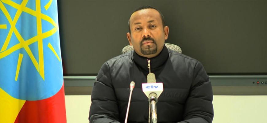 Etiyopya'da üst düzey isimler görevden alındı