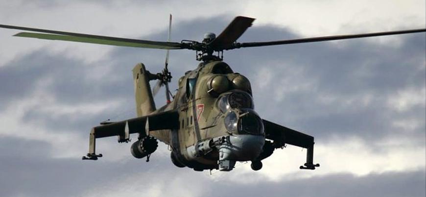 Azerbaycan Rusya'ya ait helikopteri düşürdü ve özür diledi