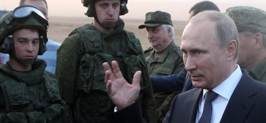 Putin: Suriyeliler evlerine dönebilir