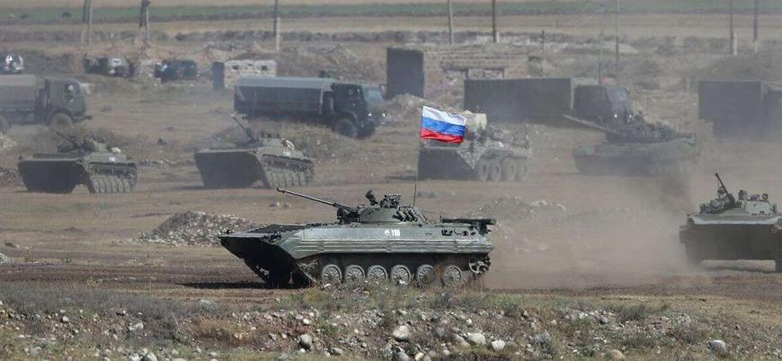 Rusya Dışişleri: Karabağ'da sadece Rus askerleri olacak