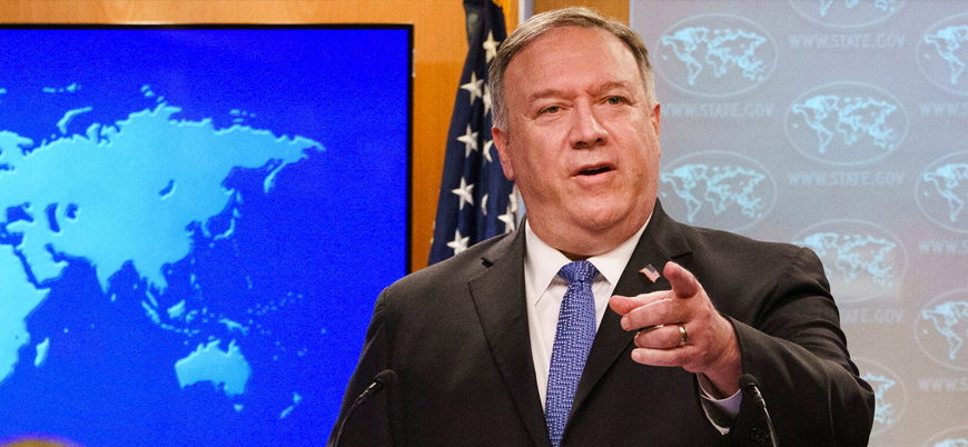 ABD Dışişleri Bakanı Pompeo'dan 'seçimi Trump kazanacak' açıklaması