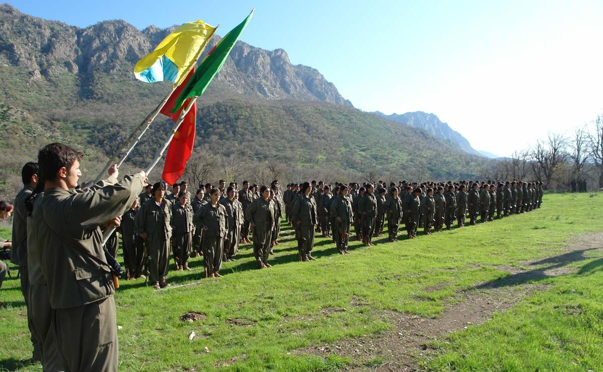 Peşmerge: PKK Sincar'daki kamp sayısını azaltıyor