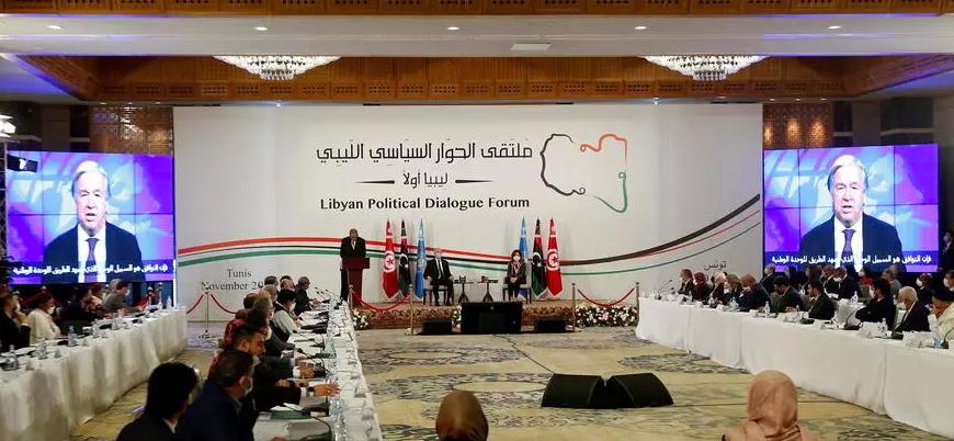 Libya'da siyasi geçişe dair ilk mutabakat sağlandı