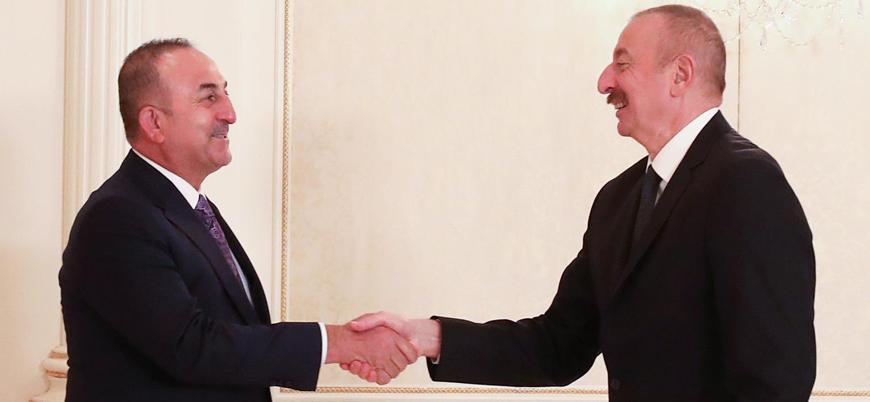 Çavuşoğlu: Rusya'nın rolü neyse Türkiye'nin rolü de o olacak