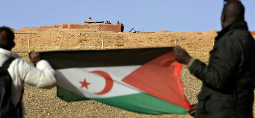 Fas ordusu Batı Sahra'da operasyon başlattı