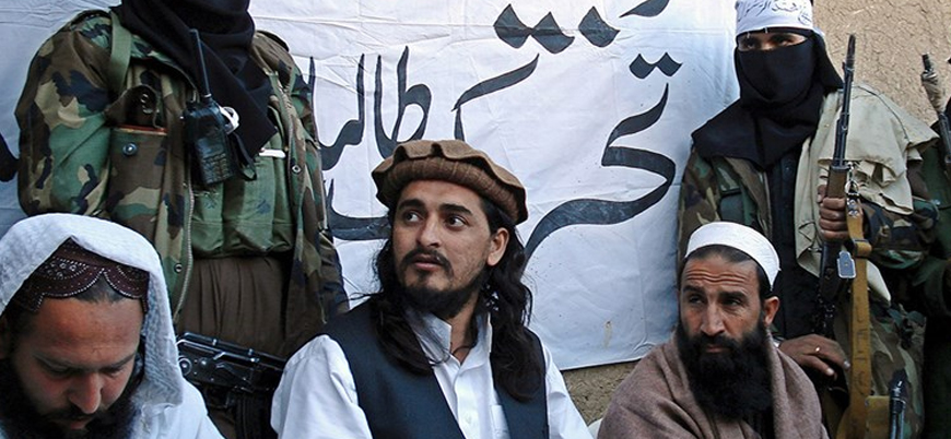 Pakistan Talibanı dosyası