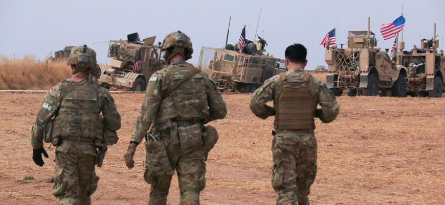 Suriye'deki gerçek ABD askeri varlığı Trump'tan gizlenmiş