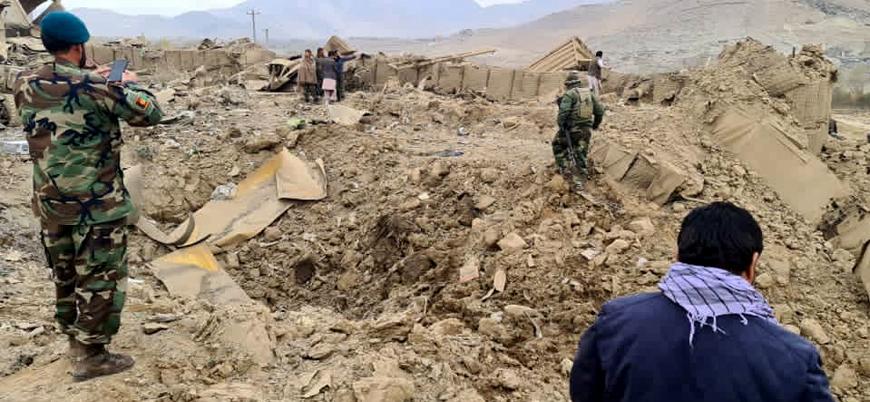 Kabil'de askeri üsse bombalı araç saldırısı