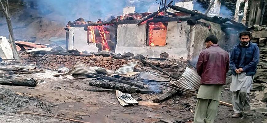 Keşmir'de Hindistan ve Pakistan arasında çatışma: 15 ölü