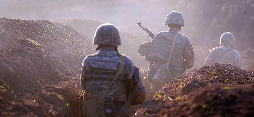 Paşinyan: Karabağ savaşında 4 bin Ermeni askeri öldü