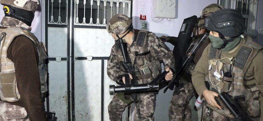Ankara'da 'IŞİD' operasyonu: 26 gözaltı