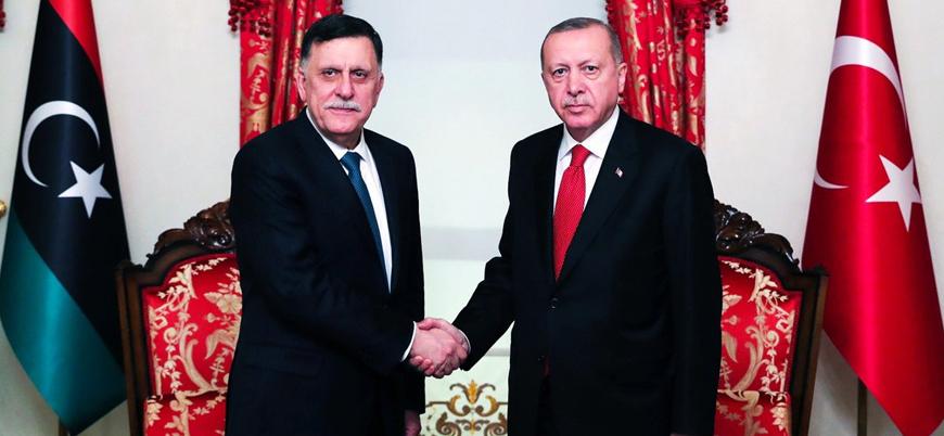 'Erdoğan Libya'yı ziyaret edecek'