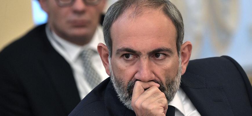 "Ermenistan'da ordudan Paşinyan'a muhtıra: ""İstifa et"""