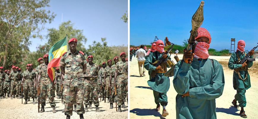 Eş Şebab'tan Etiyopya'daki çatışmalara dair açıklama