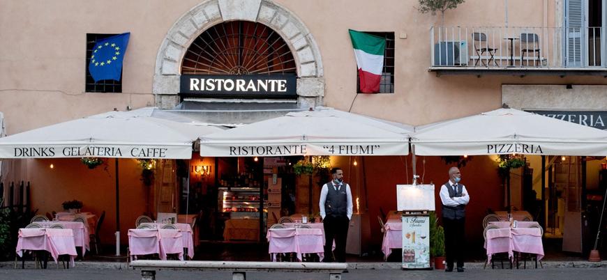 İtalya'da bir günde 37 bin yeni vaka, 544 can kaybı