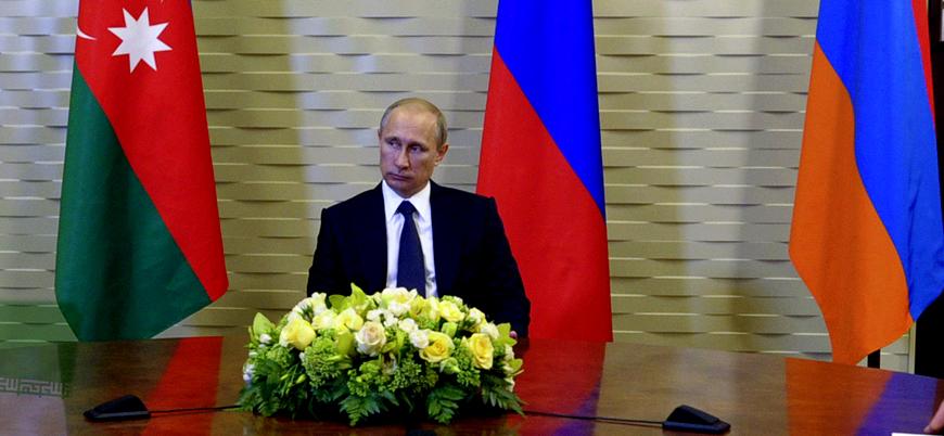 """""""Karabağ anlaşması Putin'in diplomatik bir zaferi"""""""