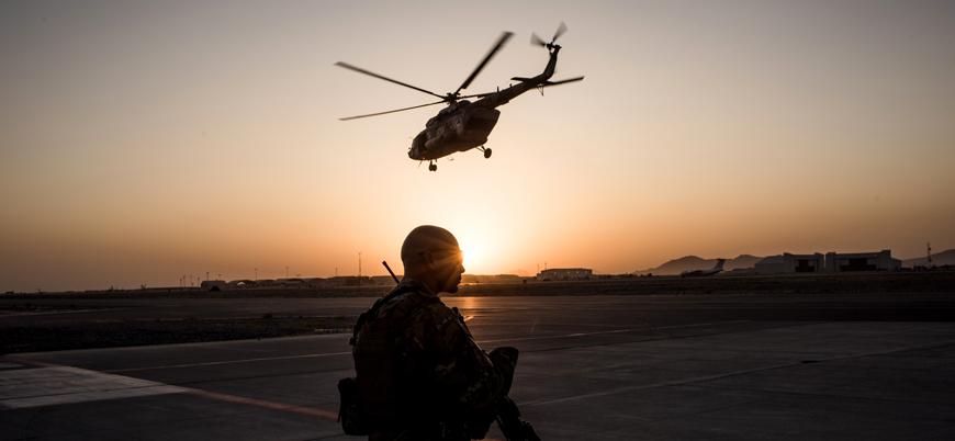 ABD Afganistan'daki asker sayısını 2 bin 500'e düşürüyor