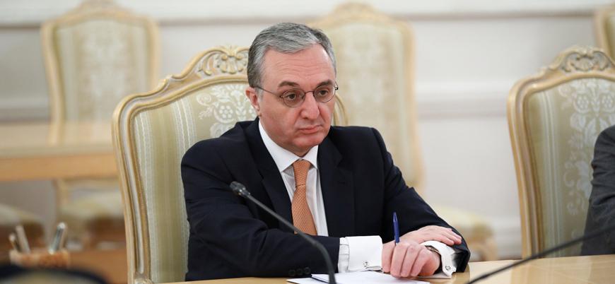 Ermenistan'da kriz sürüyor: Dışişleri Bakanı istifa etti