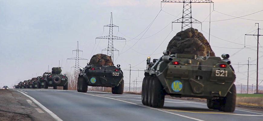 Rusya Karabağ'a çok namlulu roketatar sistemleri konuşlandırdı