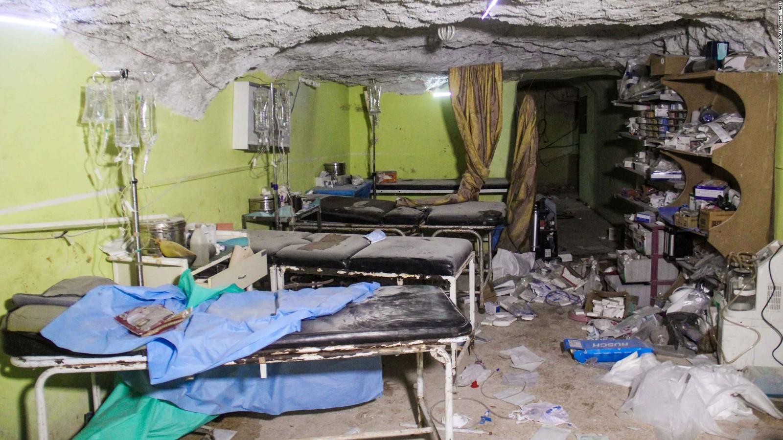 HRW: Esed rejimi son 6 ayda 4 kez kimyasal silah kullandı