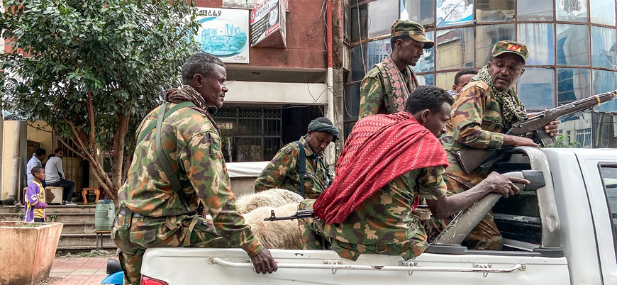 Etiyopya'daki iç savaşın sonucunu Sudan belirleyecek