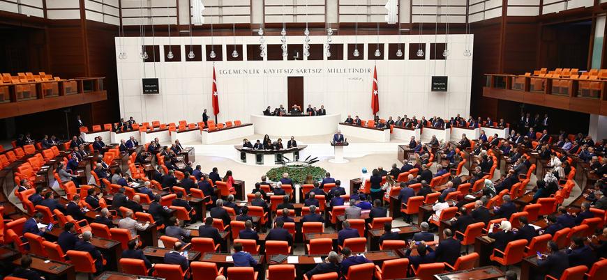 Azerbaycan tezkeresi TBMM'de kabul edildi