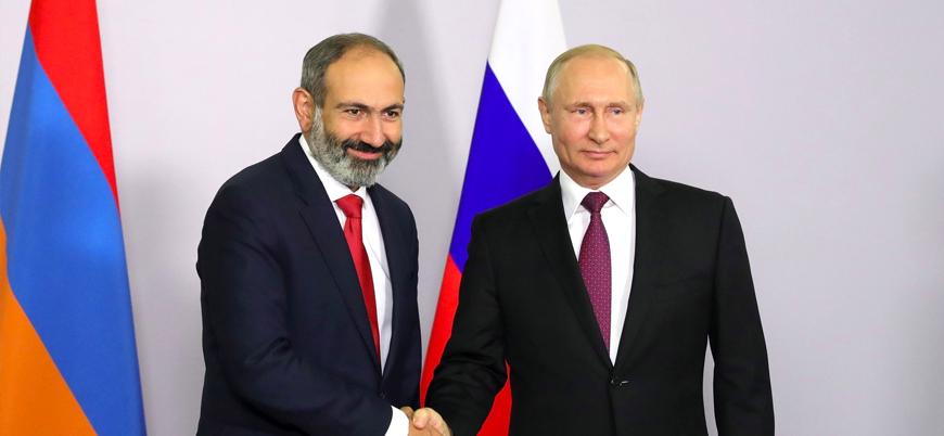 Putin: Ermenistan'ın anlaşmaya uymaması intihar olur