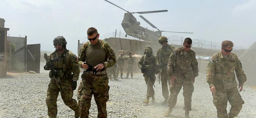 İngiltere: ABD Afganistan'dan tamamen çekilmeyecek