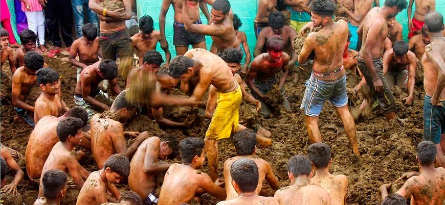 Hindistan'da 'inek gübresi festivali'