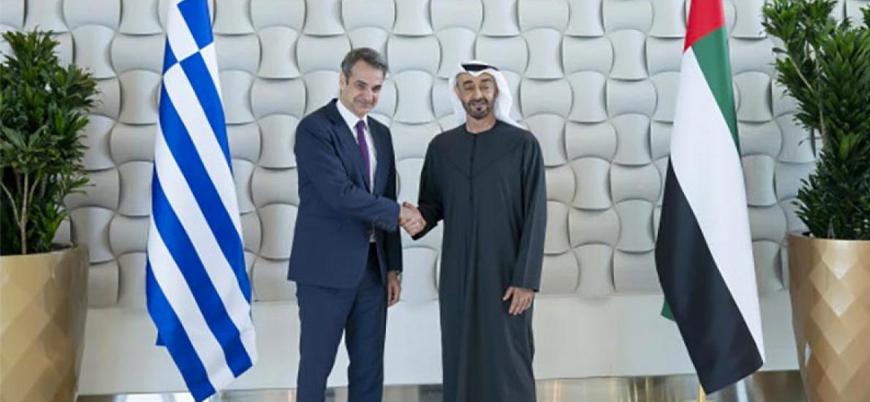 BAE ve Yunanistan'dan Türkiye'ye karşı iş birliği