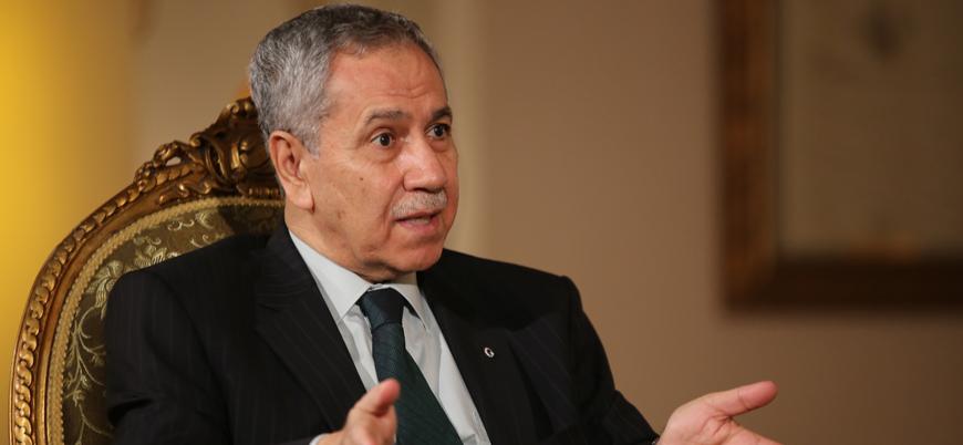 AK Partili Arınç'tan 'Demirtaş ve Kavala' savunması: Tahliye edilmeliler