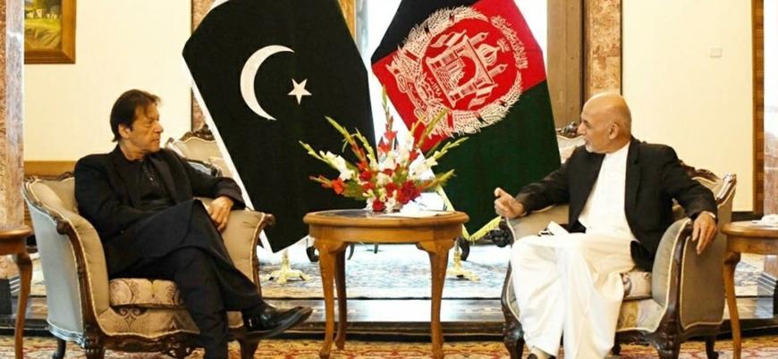 İmran Han'ın 'tarihi' Afganistan ziyareti