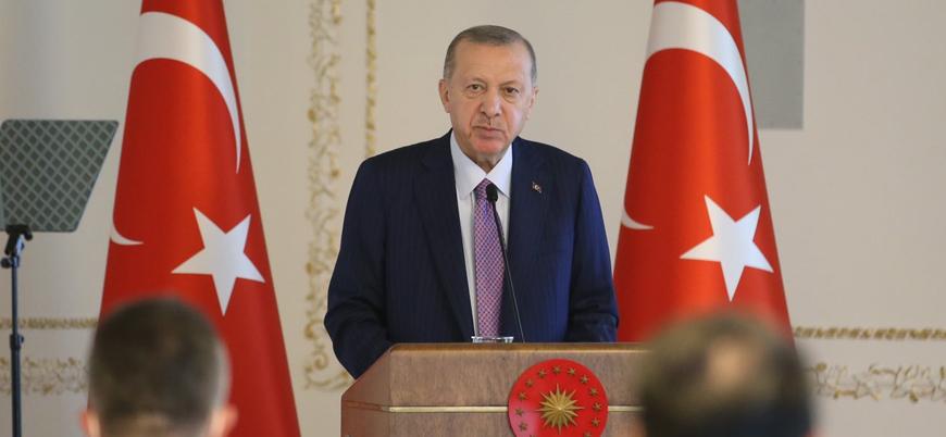 Erdoğan: Hukuku güçlendirerek ekonomimizi büyüteceğiz