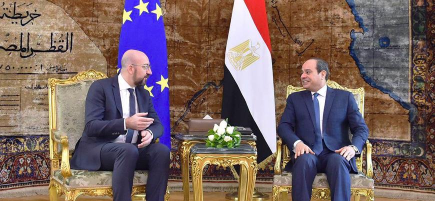 Avrupa Birliği ve Mısır: Utanç verici ortaklık