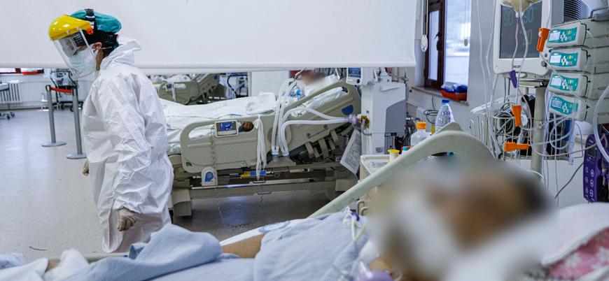 Türkiye'de koronavirüs: 191 can kaybı, 13 bin 830 yeni vaka