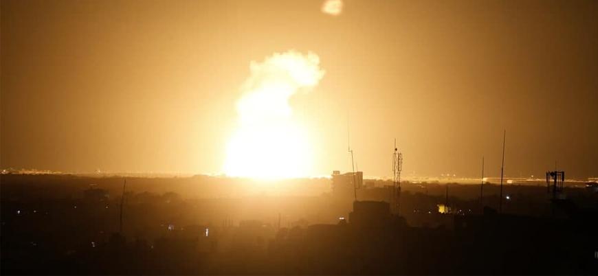 Gazze'de saldırılar üçüncü gününde: İsrail'den tansiyonu yükseltecek hamle
