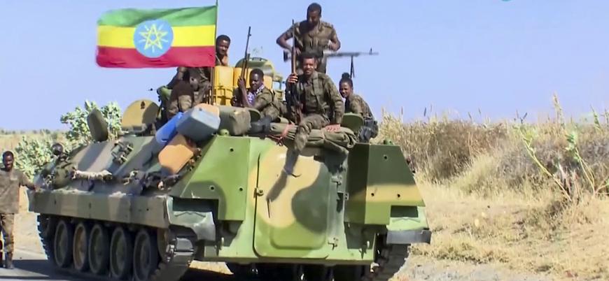 Etiyopya ordusundan Tigray bölgesine uyarı: 'Nihai saldırıya başlıyoruz'