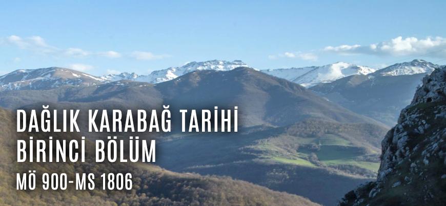 Dağlık Karabağ tarihi (Birinci bölüm)