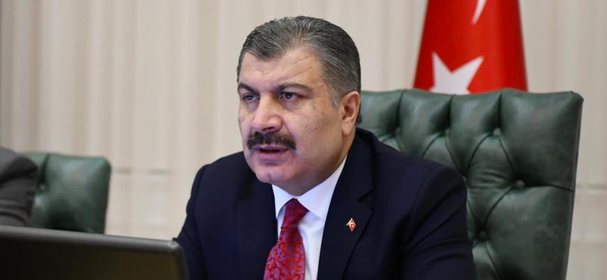 Türkiye'de koronavirüs: 153 can kaybı 6713 yeni vaka