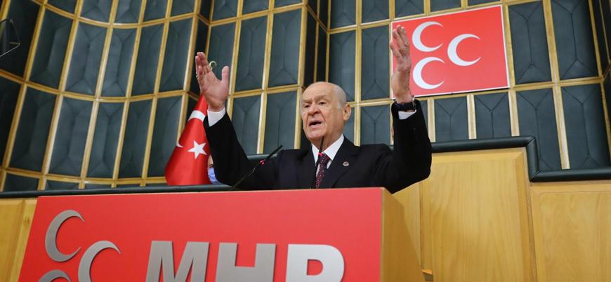 MHP lideri Bahçeli'den Arınç'a: Nedir seni teröristlere sempati ile baktıran?