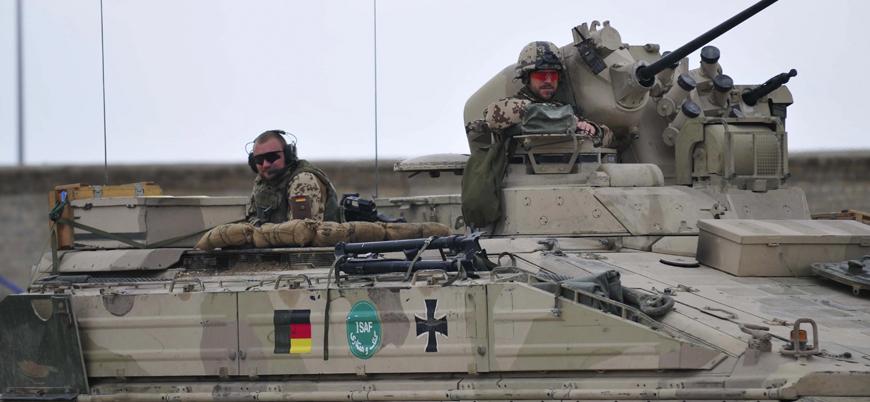 Almanya Afganistan'da stratejik cephe hattındaki askerlerini çekiyor