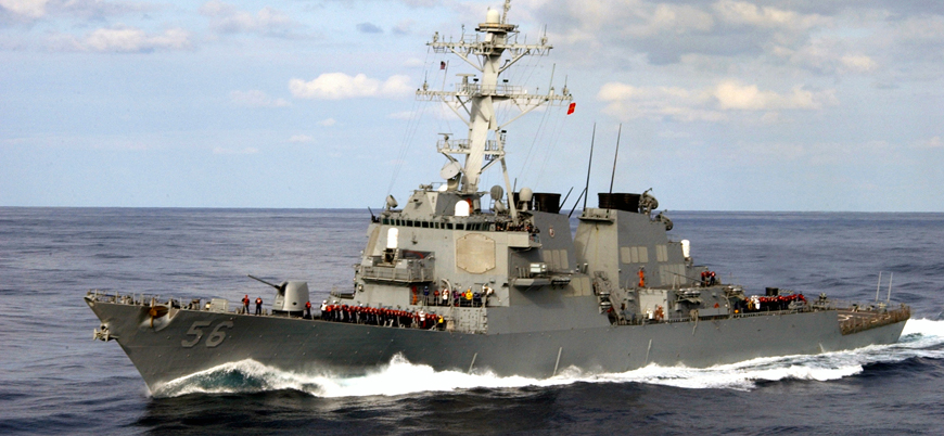 Japon Denizi'nde Rusya ile ABD arasında askeri gerilim