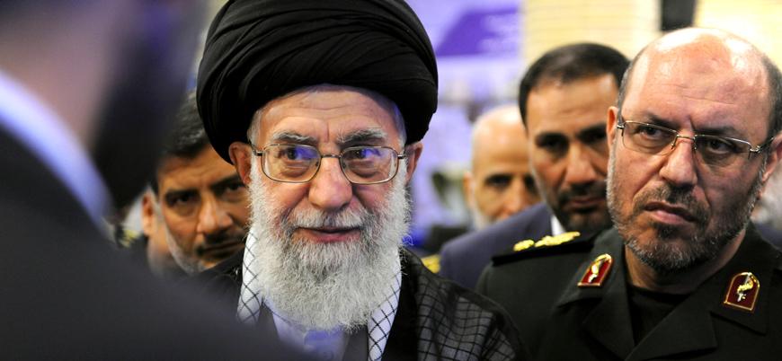 İran'da Hamaney'in askeri danışmanı Dehkan cumhurbaşkanlığına aday olduğunu açıkladı