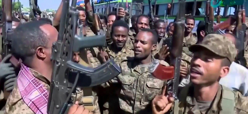 Etiyopya ordusu Tigray bölgesine yönelik 'nihai saldırıya' başlıyor