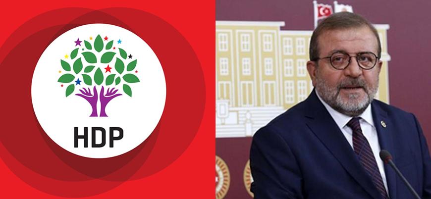 HDP'li vekile 'terörden' hapis cezası