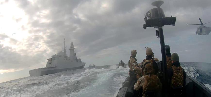 MGK bildirisi: 'İrini Operasyonu' Libya hükümetine karşı ambargoya dönüştü