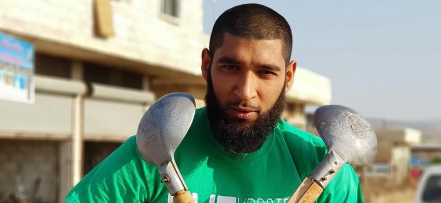 HTŞ, yardım gönüllüsü Tauqir Sharif'i serbest bıraktı