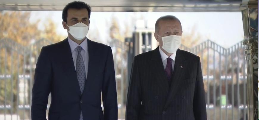 Katar Emiri El Sani Türkiye'de